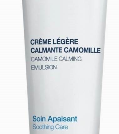 Crème légère calmante azulène