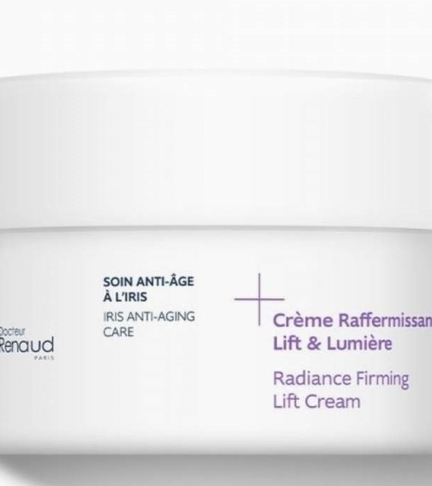 Crème lift iris  collagène