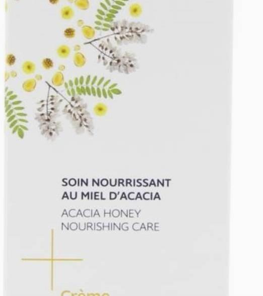Crème nutrition azulène miele d'acacia