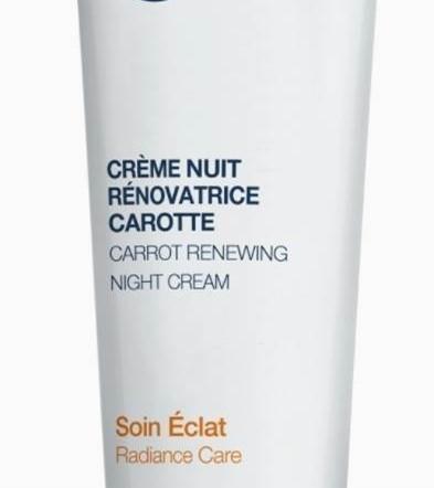Crème éclat anti-pollution carotte
