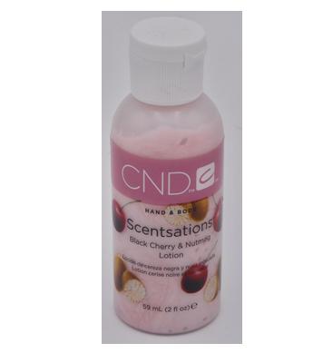 Handcrèmes sensations Black Cherry & Nutmeg