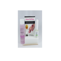 Gelish home removal kit